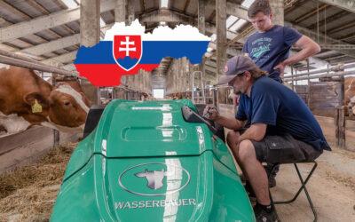 Hledáme nové obchodní partnery na Slovensku.